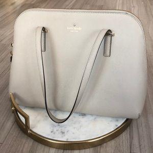 Taupe Kate Spade bag